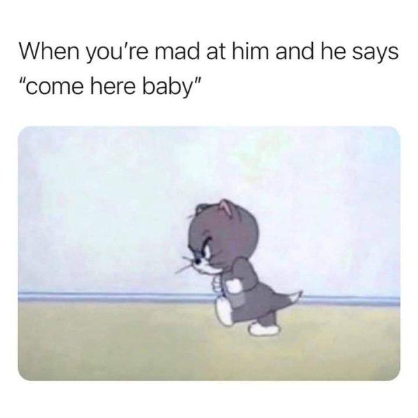 Flirtatious Memes (33 pics)