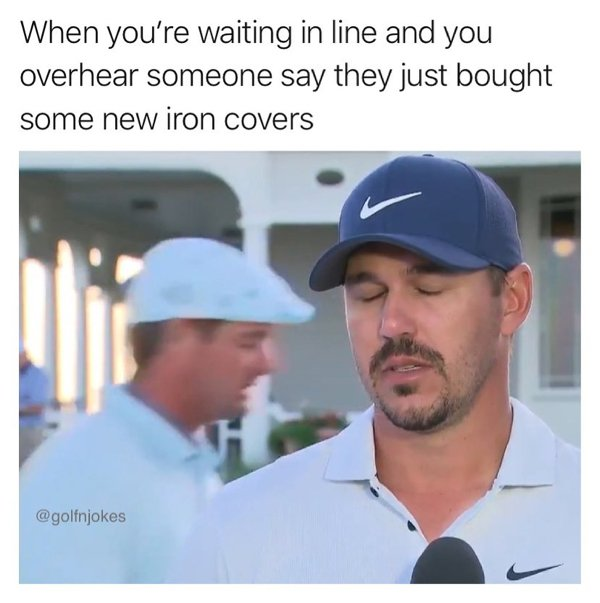Golf Memes (32 pics)