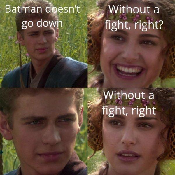 Batman And Catwoman Memes (15 pics)