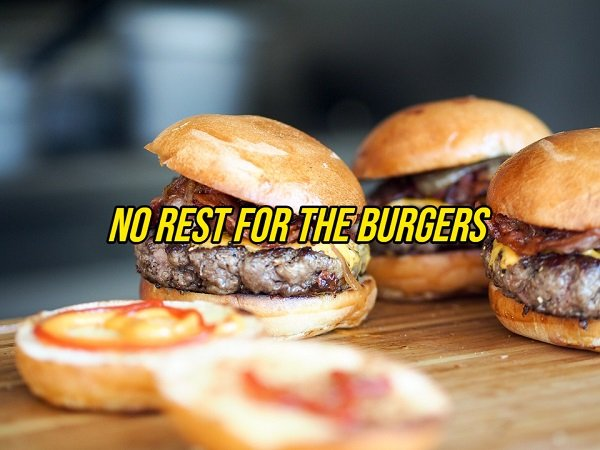 How To Grill Burgers Correctly (13 pics)