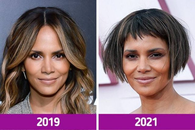 Celebrities Who Decided To Change (19 pics)