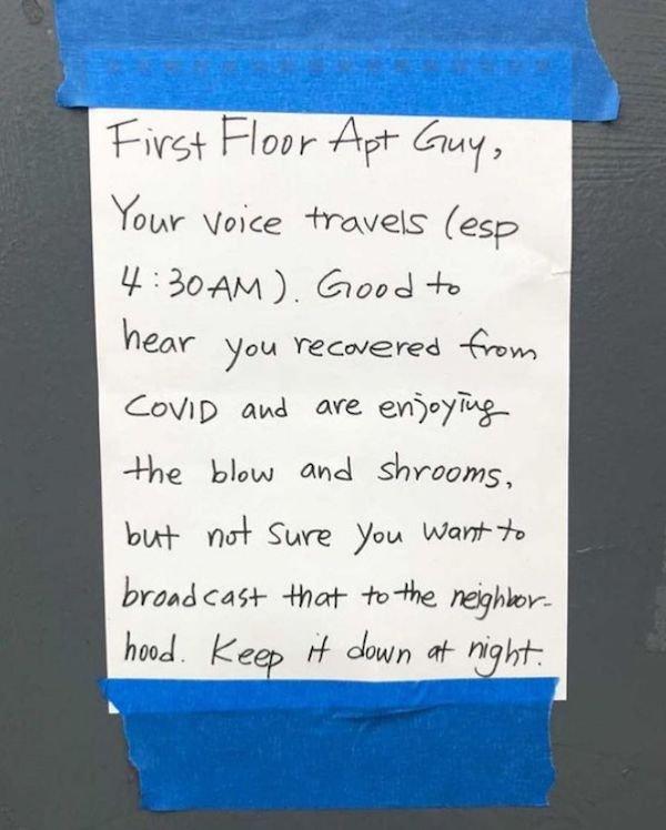 NYC Apartment Notes (19 pics)