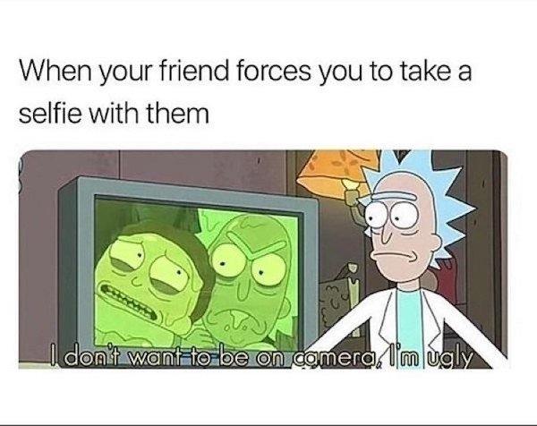 'Rick And Morty' Memes (41 pics)