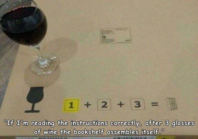 Weird Instructions (44 pics)