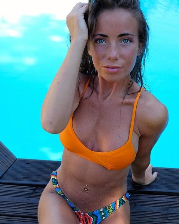 Girls With Freckles (35 pics)
