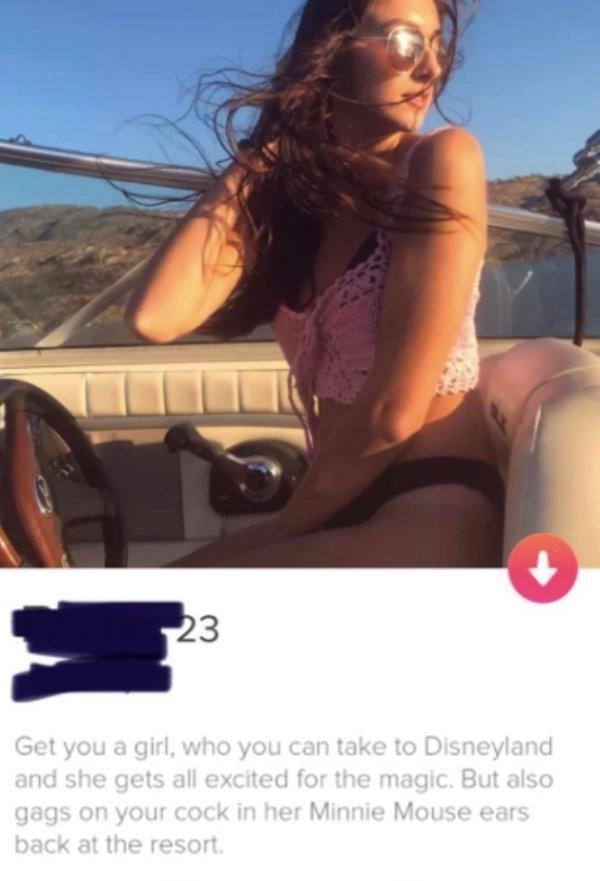 Shameless Tinder Girls (30 pics)
