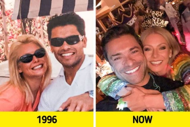 Long-Standing Celebrity Couples (16 pics)