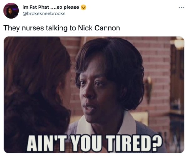 Internet Reacts To Nick Cannon's Announcement Of 4'th Baby This Year (29 pics)