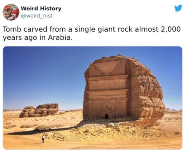 History Facts (30 pics)