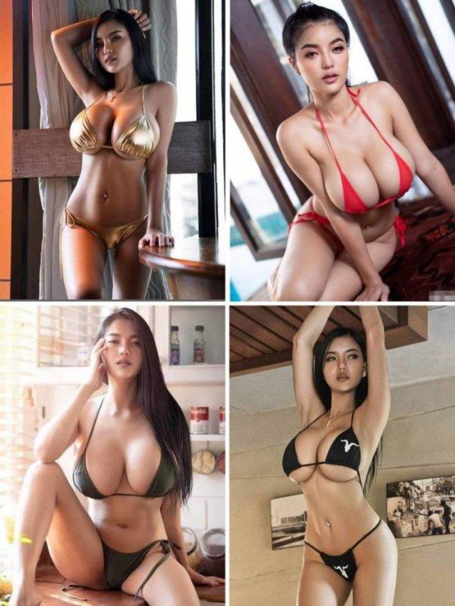 Busty Girls (50 pics)