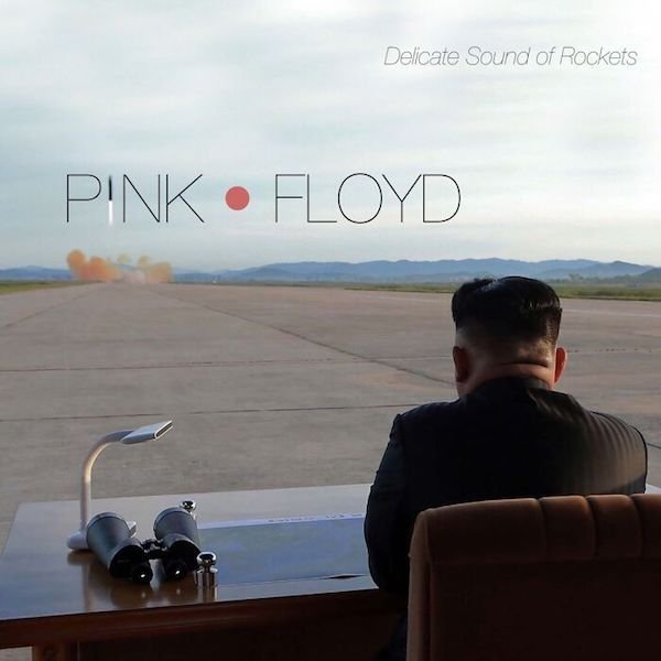Fake Album Covers That Look Pretty Awesome (30 pics)