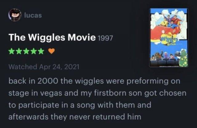 Funny Movie Reviews (32 pics)