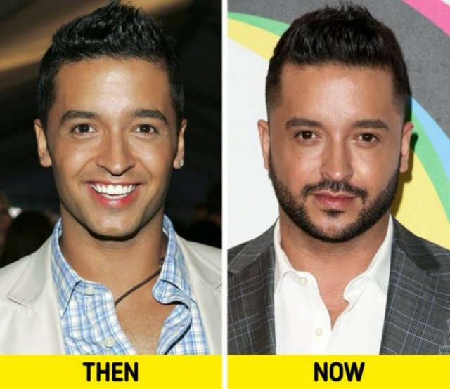 Celebrities From The 00's: Then And Now (17 pics)