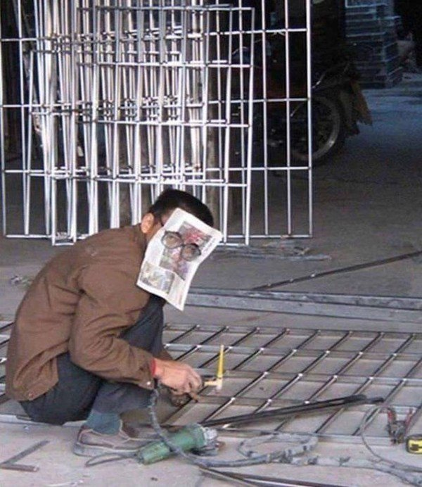 People Who Haven't Heard About Safety (35 pics)