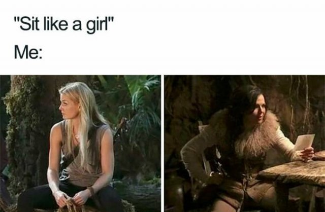 Humor About Women (41 pics)
