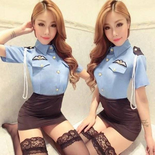 Hot Flight Attendants (34 pics)