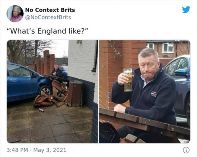 Only In Great Britain (43 pics)