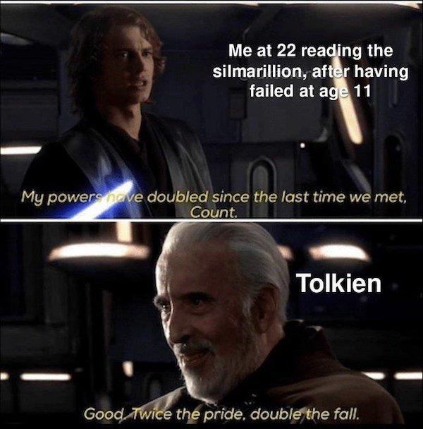 LOTR Memes (40 pics)
