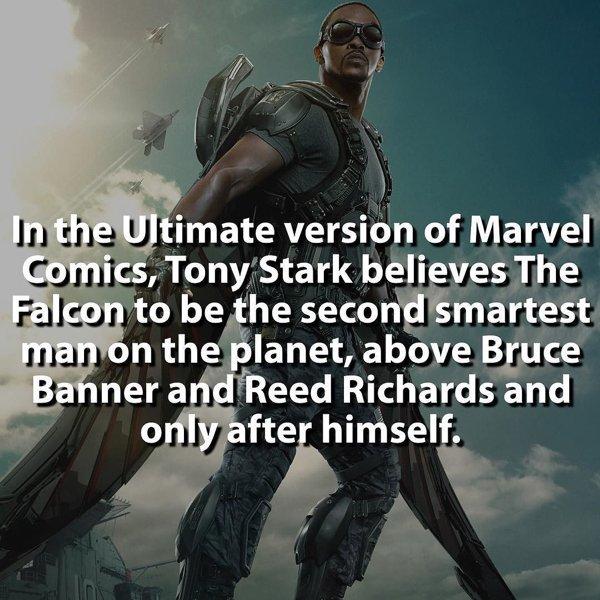 Comic Book Facts (25 pics)