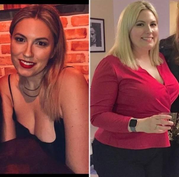 Amazing Weight Loss (26 pics)
