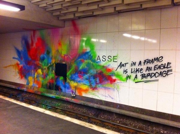 Fantastic Street Art (38 pics)