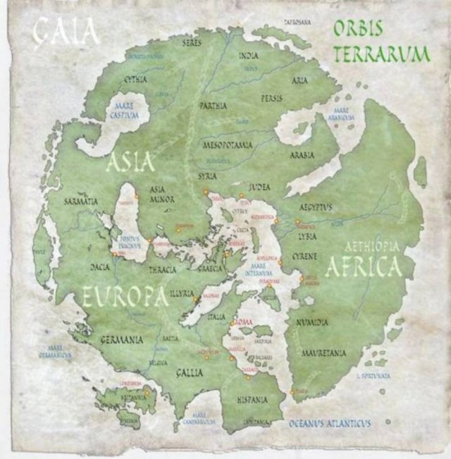 Interesting Maps (20 pics)