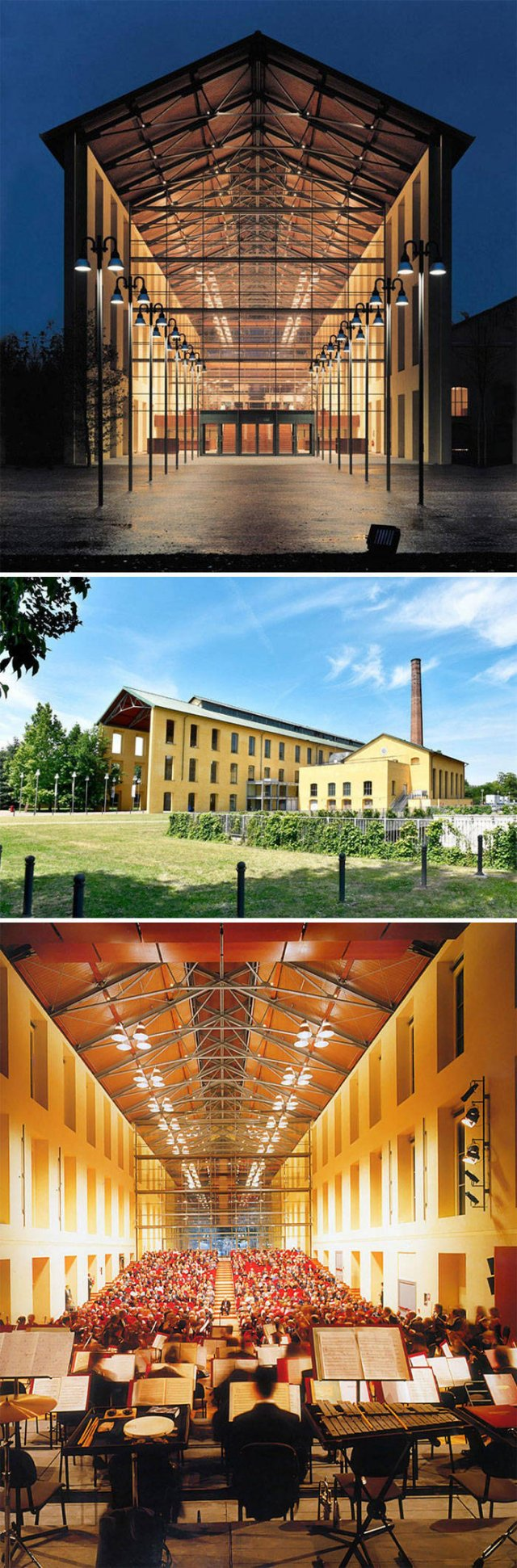 Buildings That Now Serve Other Purposes (32 pics)