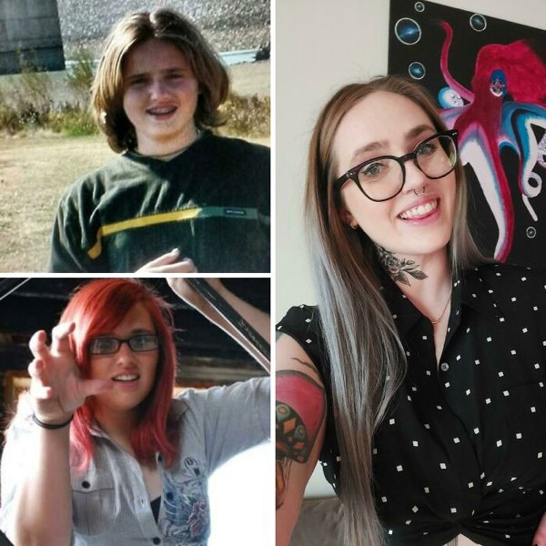 People Show Off Their Transformations (27 pics)