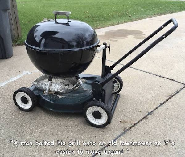 Redneck Inventions (38 pics)