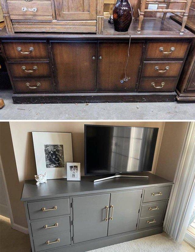People Repurpose Old Stuff (49 pics)