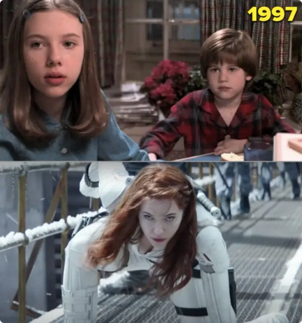 Celebrity Roles Before Their Fame (29 pics)