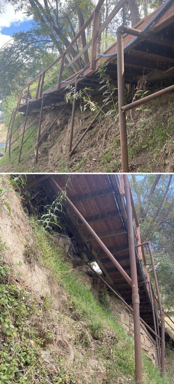 Weird And Dangerous Constructions (30 pics)
