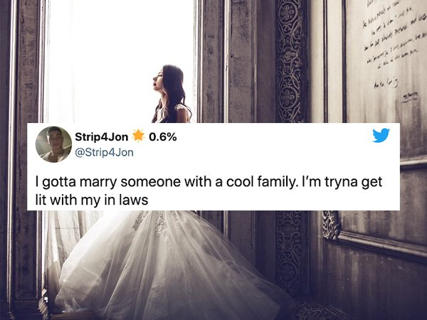 Marriage With In-Laws Tweets (24 pics)