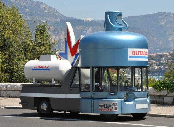 Strange Transport (44 pics)
