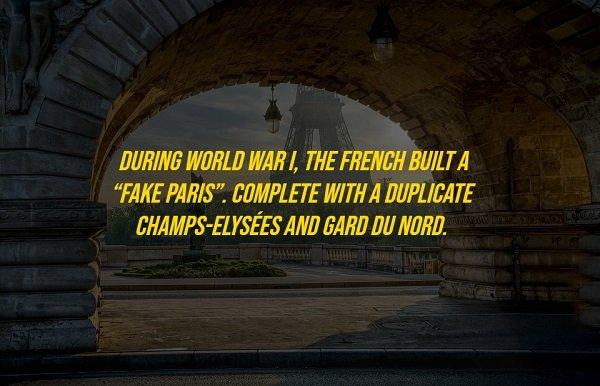 History Facts (18 pics)