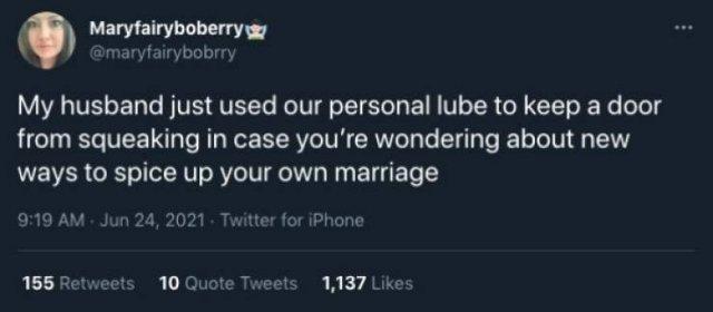 Married Life Tweets (25 pics)