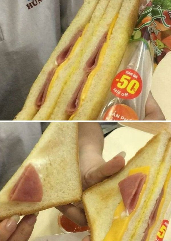 Food Scam (29 pics)