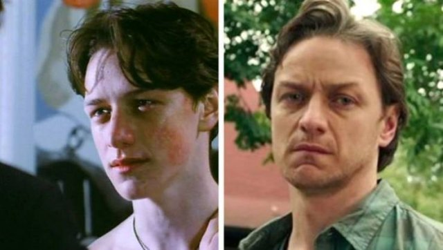 Actors: At The Beginning Of Their Careers And Now (18 pics)