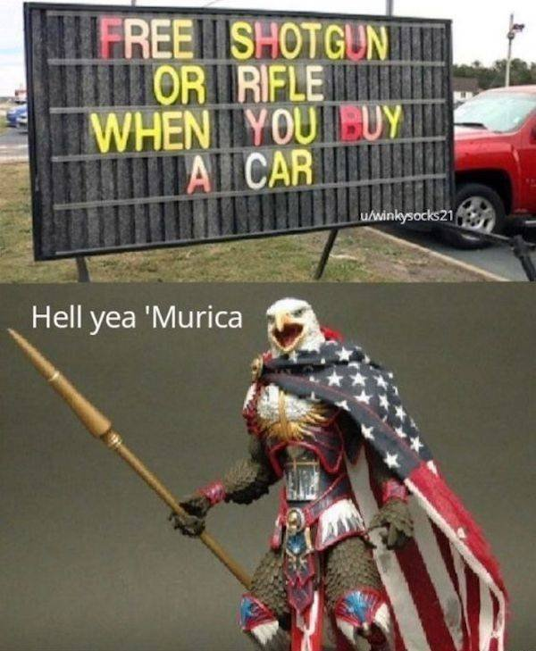 Only In America (53 pics)