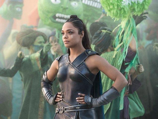 Hot Marvel Characters (18 pics)