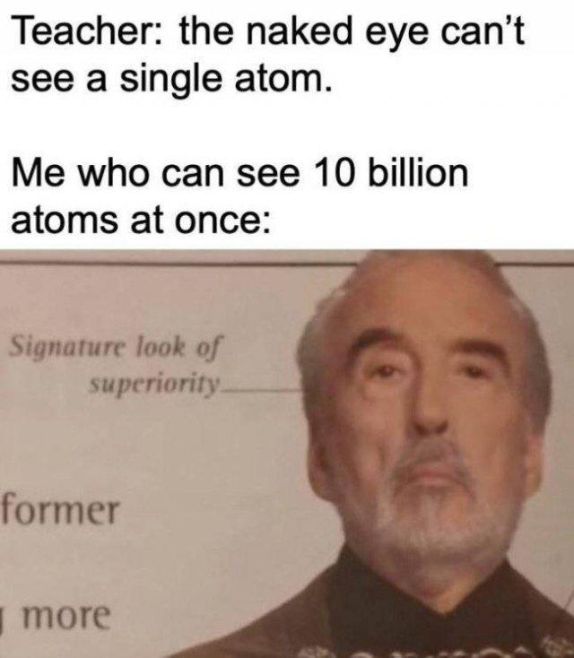 Science Memes (30 pics)