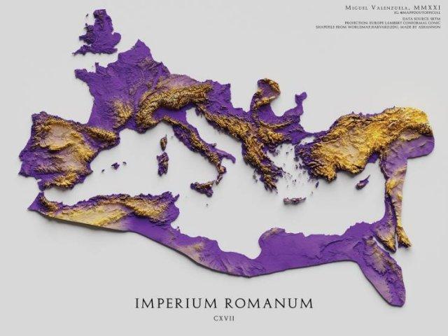 Interesting Maps (30 pics)