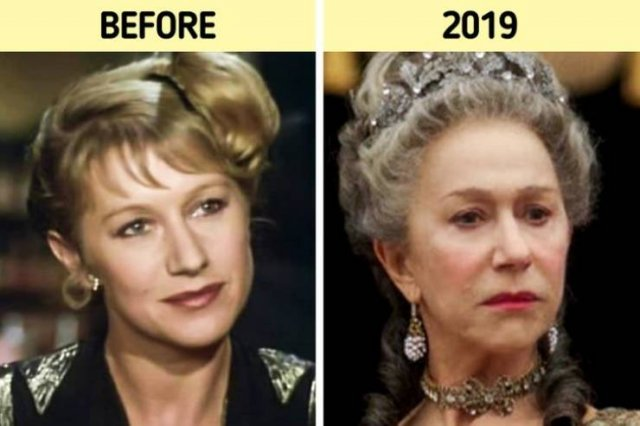 Celebrities In Their 70's (30 pics)
