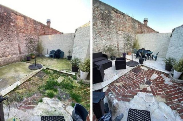 Things Before And After Cleaning (21 pics)