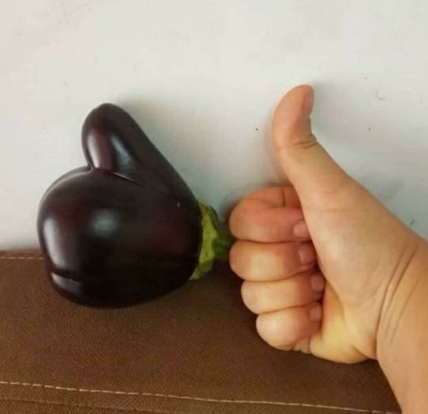 Fruits And Vegetables That Look A Way Bit Different (40 pics)