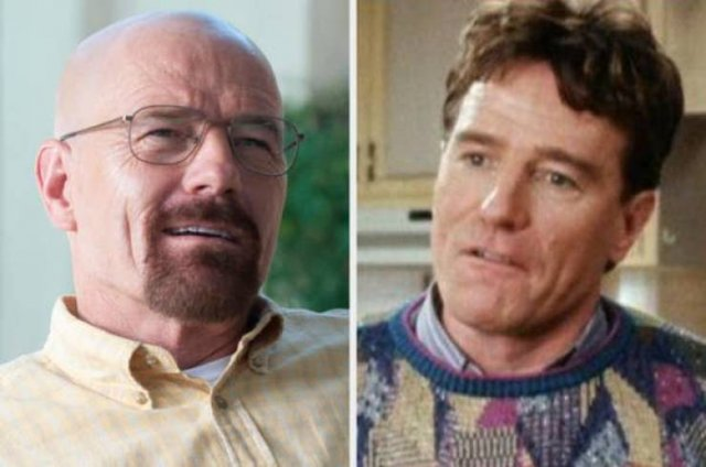 So Different Roles Played By The Same Actors (23 pics)