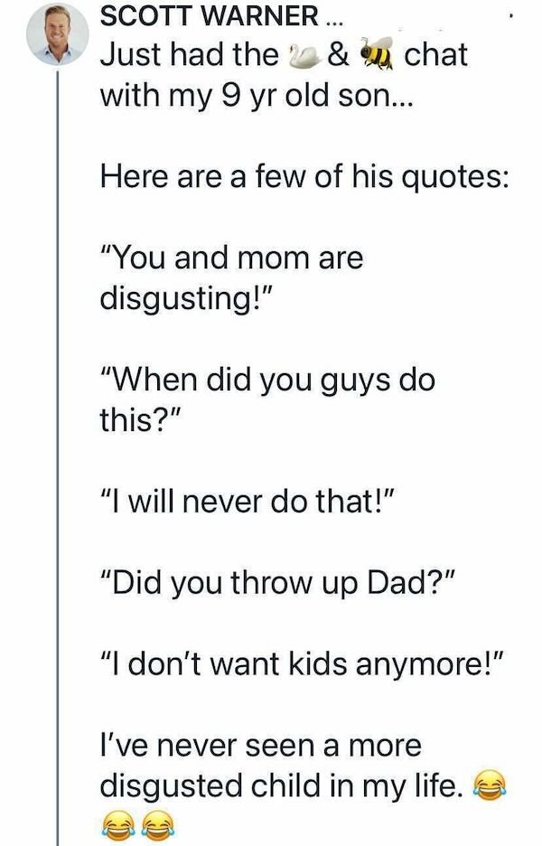 Talks With Kids About It (20 pics)