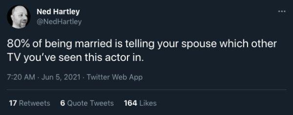 Married Life Tweets (31 pics)