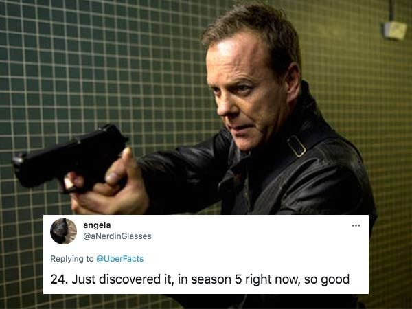 People Share The Best TV Shows They Watched This Year (25 pics)