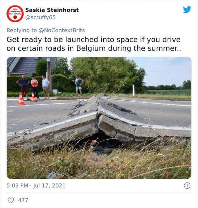 Bad Roads (43 pics)